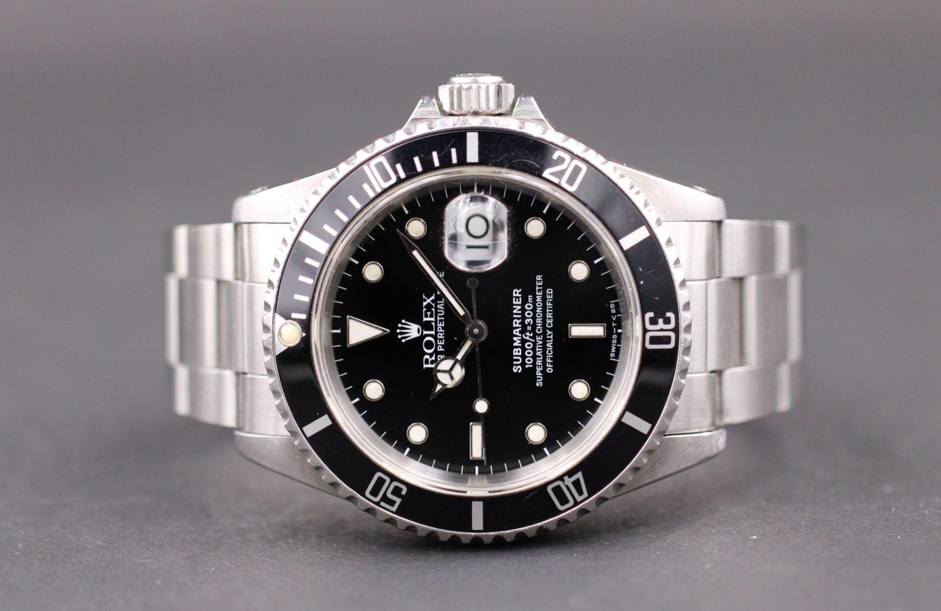 fd073e83c8c ... Rolex Submariner 16610. 🔍. 47.500,00 DKK