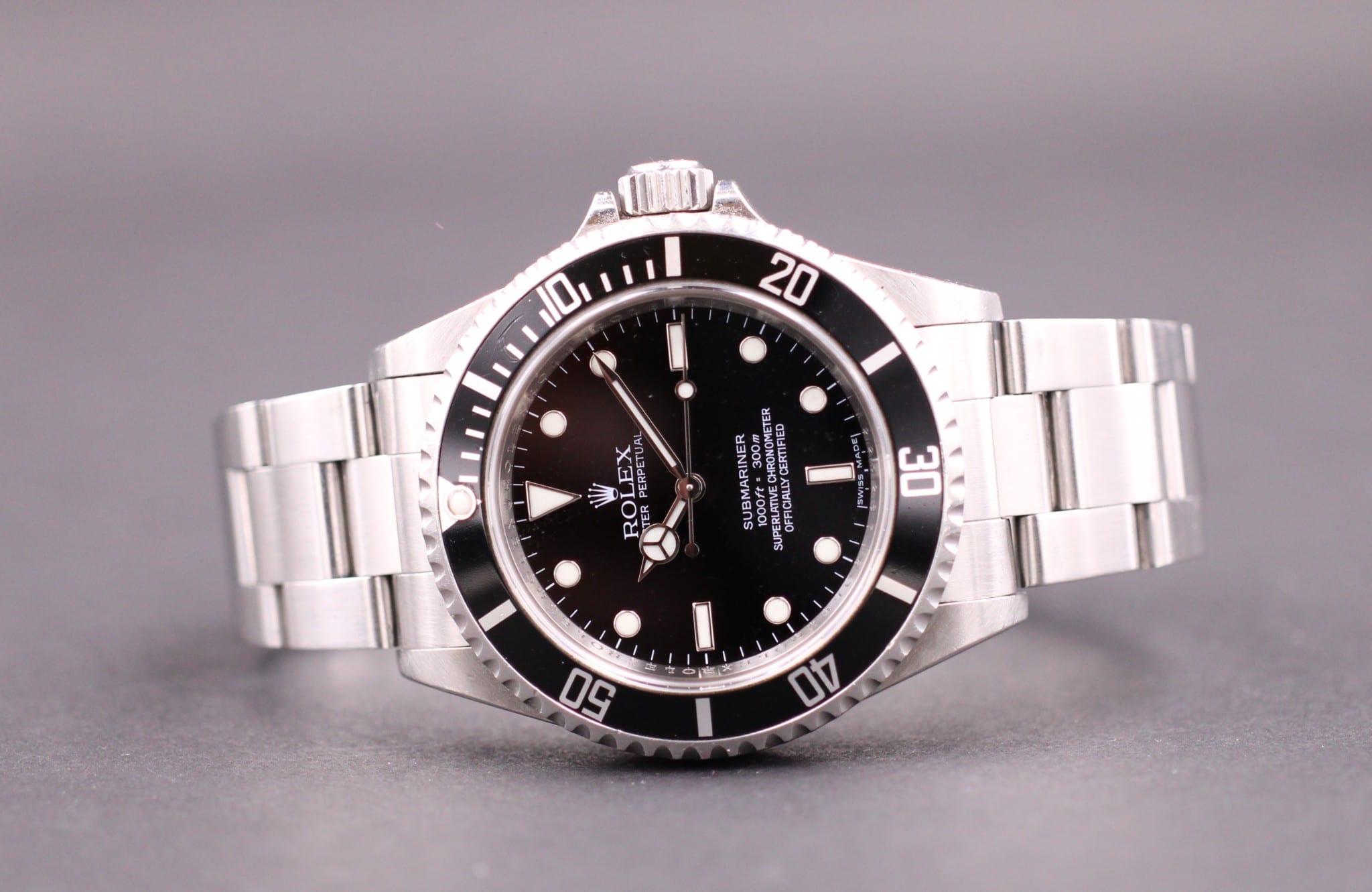 cc2197d6d3a ... Rolex Submariner 14060M. 🔍. 41.000,00 DKK