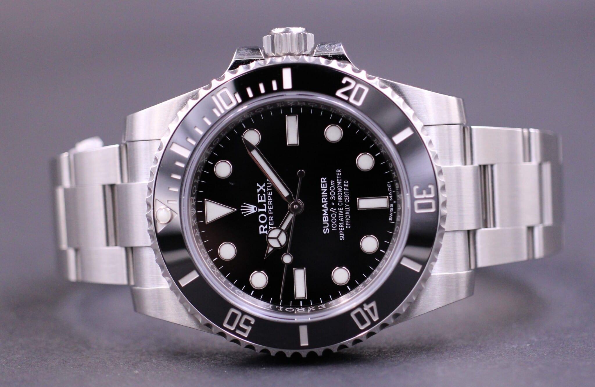6501b33d495 Rolex Submariner 114060 - NEW   MM Watches